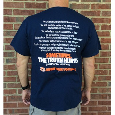 Truth About Auburn Shirt