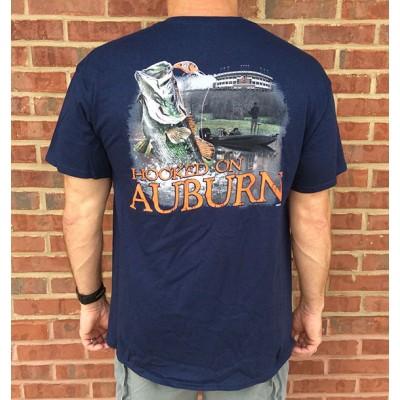 Hooked AU Navy Shirt