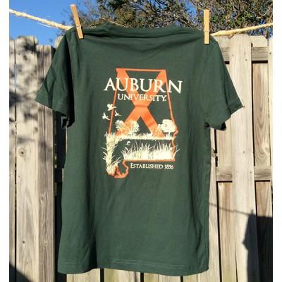 AU Wildlife Youth Shirt