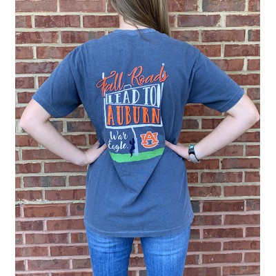 AU Fall Roads Shirt