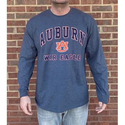 L/S Auburn Grey Field