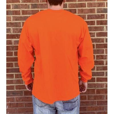 L/S AU Orange Vapor
