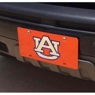 Auburn Car Tag Style 11