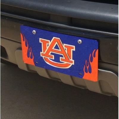 Auburn Car Tag Style 16
