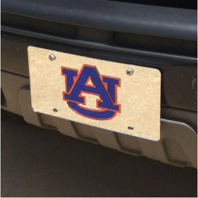Auburn Car Tag Style 3