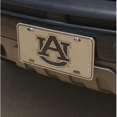 Auburn Car Tag Style 4