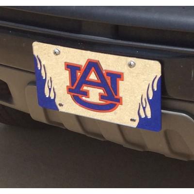 Auburn Car Tag Style 5