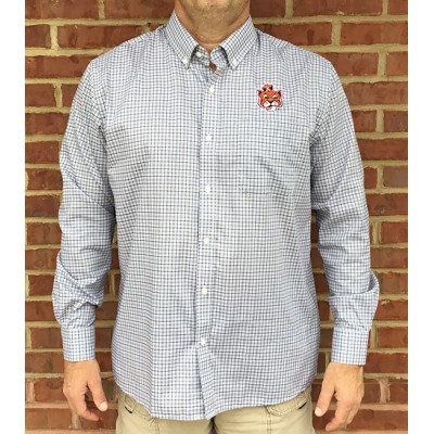 AU Vault Button Down