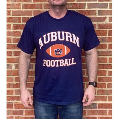 AU Football Navy Shirt