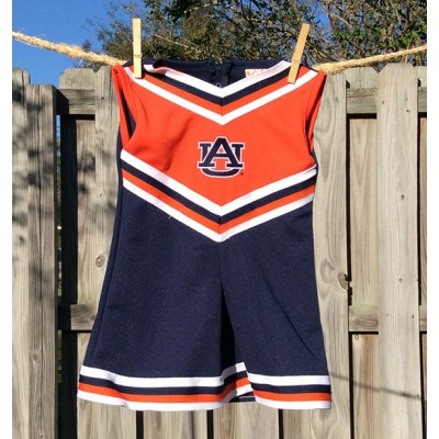AU Girls Cheer Outfit