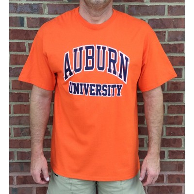AU Collegiate Orange Shirt
