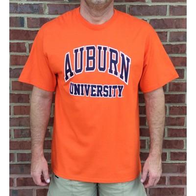 AU Collegiate Orange Shirt