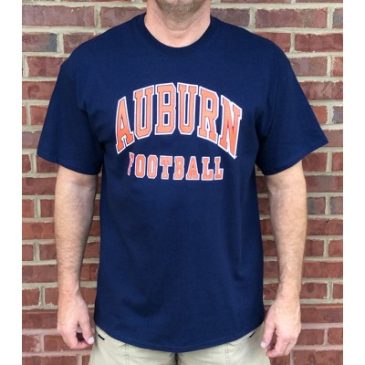 AU Football Navy Shirt