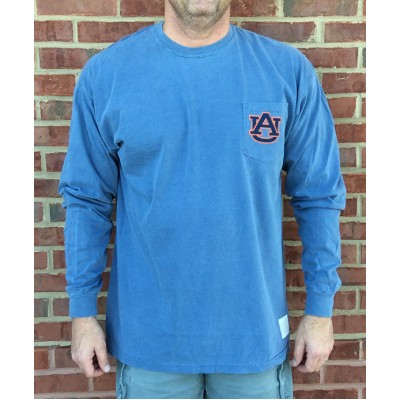 L/S Aubie Comfort Colors