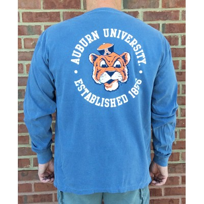 L/S Tiger Comfort Colors