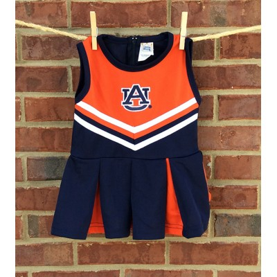 AU Infant Cheer Outfit
