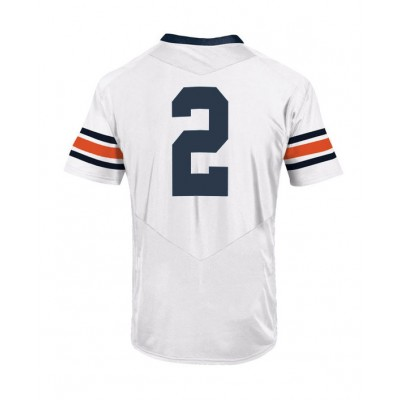 #2 Adult White Jersey