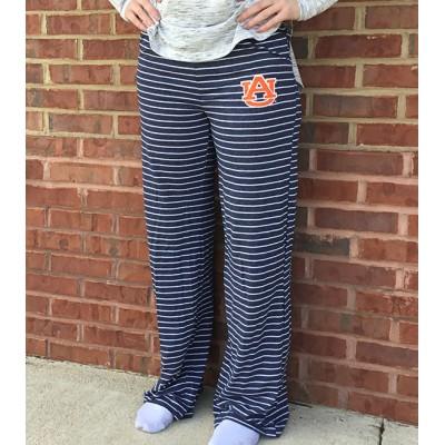 Auburn Stripe Lounge Pant