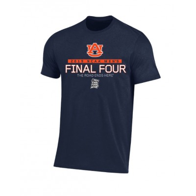 Navy Final 4 Cotton Tee