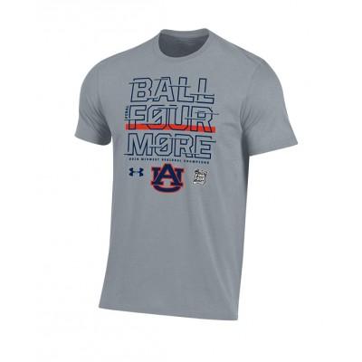 Ball 4 More Auburn Tee