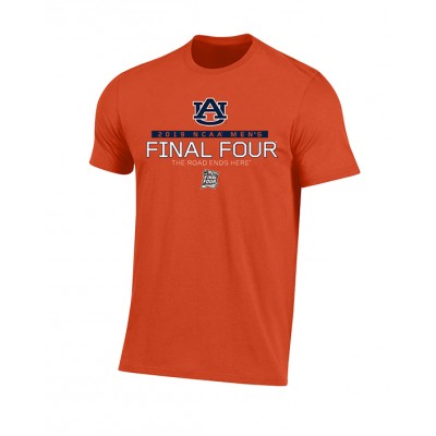 Orange Final 4 Cotton Tee