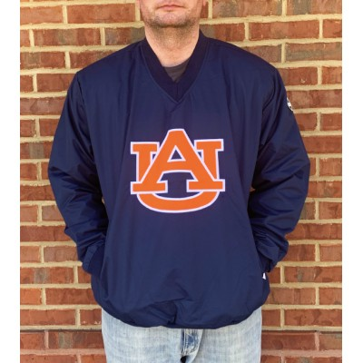 AU Logo Navy Jacket