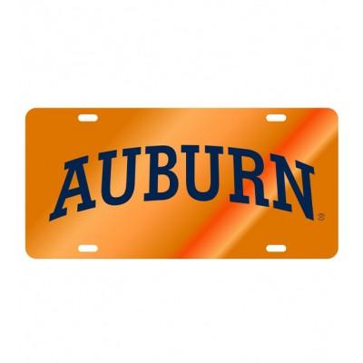 Auburn Car Tag Style 6