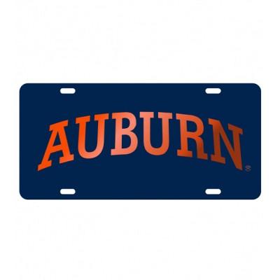 Auburn Car Tag Style 8