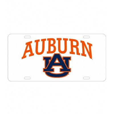 Auburn Car Tag Style 9