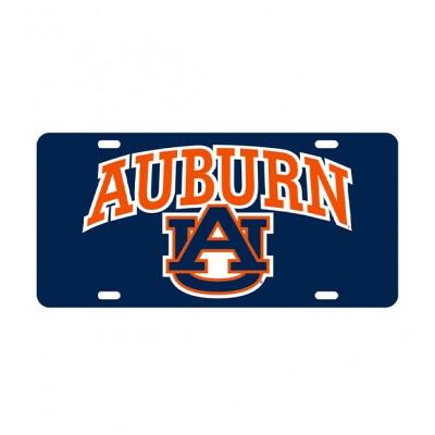Auburn Car Tag Style 10