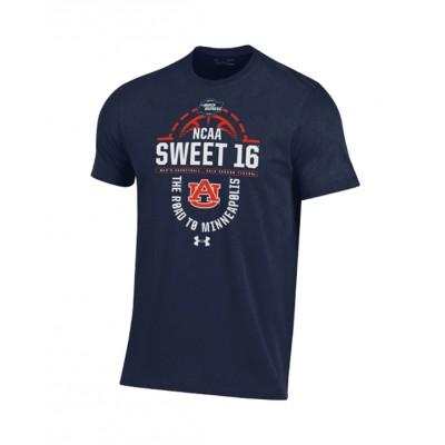 Sweet 16 Auburn Tee