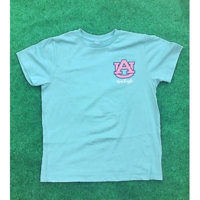 Auburn Mint Youth Shirt