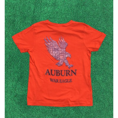 Eagle Map Youth Shirt