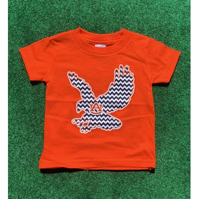 Eagle Chevron Infant Shirt