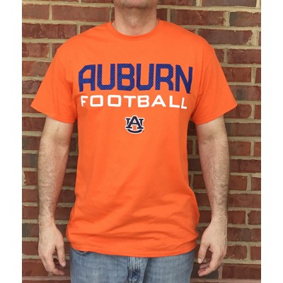 AU Orange Vapor Shirt
