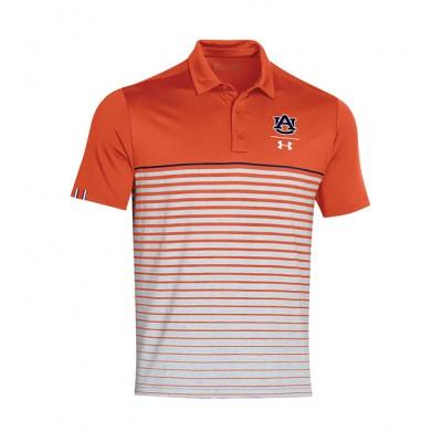 AU Orange Coaches Polo