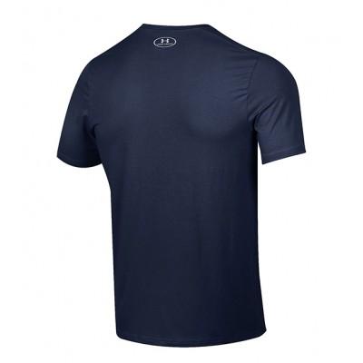 AU Navy Bar Shirt