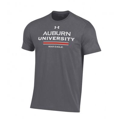 Auburn Grey Bar Shirt