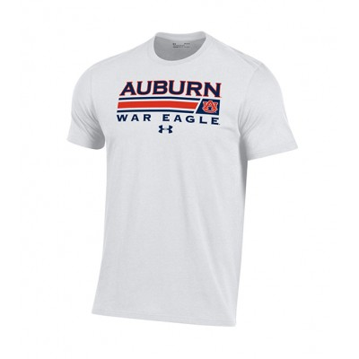 Auburn White Bar Shirt