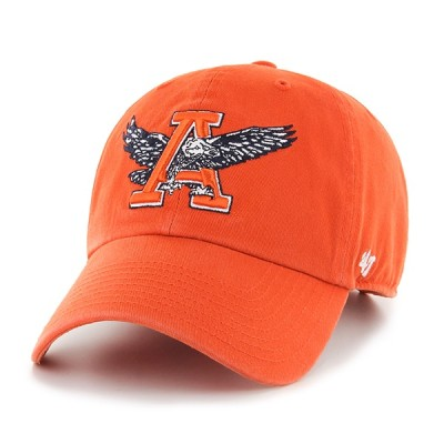 Orange Eagle Logo Cap