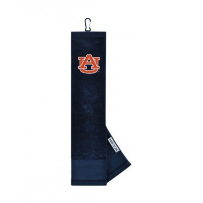 Auburn Face Club Towel