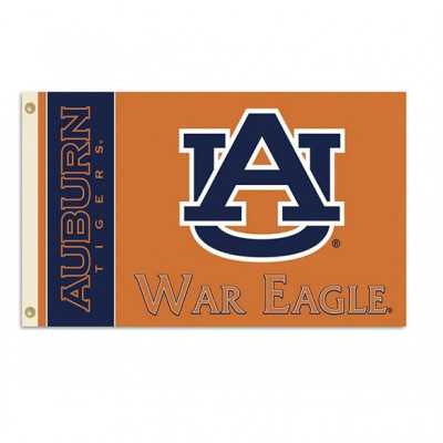 War Eagle 3'x5' Flag