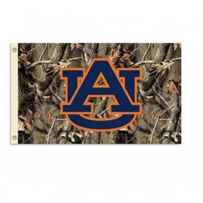 Auburn Camo 3'x5' Flag