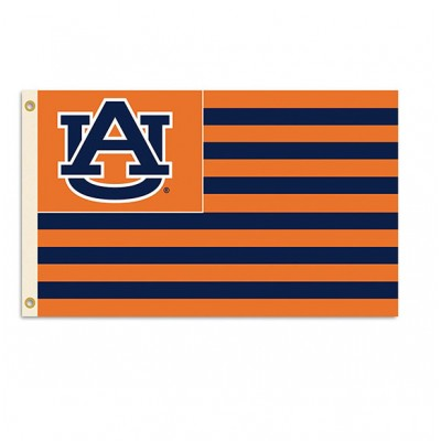 Auburn Stripes 3'x5' Flag