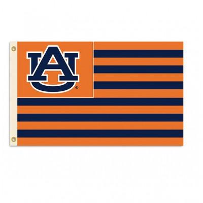 Auburn Stripes 3'x5' Flag