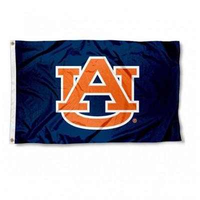 Auburn Navy 3'x5' Flag