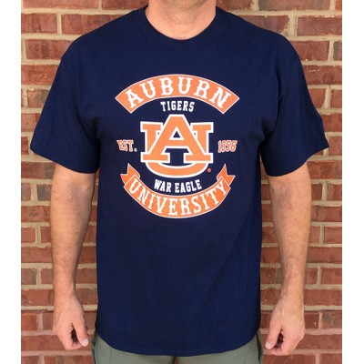 AU Navy Local Shirt