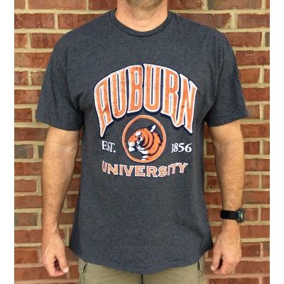 AU Charcoal Tiger Shirt