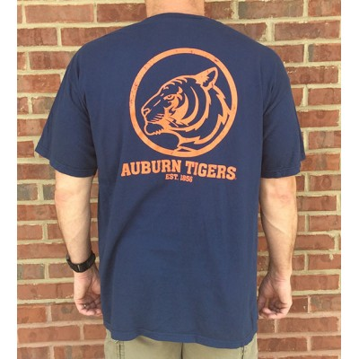 Navy Tiger Comfort Colors
