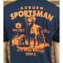 Dog Hunt Navy Shirt